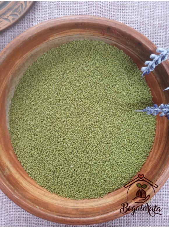Кус кус мароканский со шпинатом (Италия )