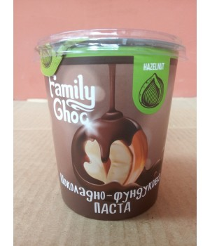 Шоколадно-фундукова паста «Femili Chok»
