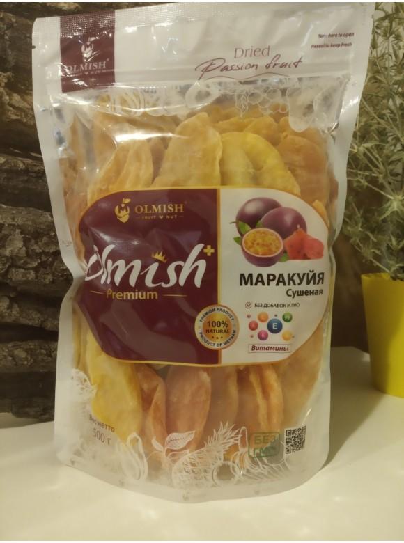 Маракуйя сушеная «Olmish» 500 гр