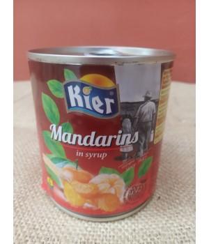 Мандарин консервированный