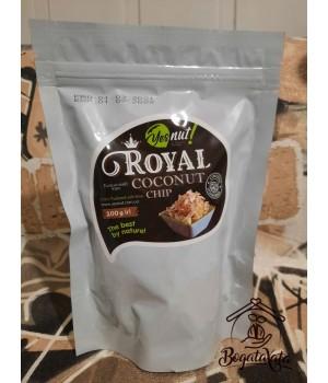 """Кокосовые чипсы """"Royal"""" (100гр)"""