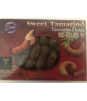 Тамаринд плоды 500грам Тайланд