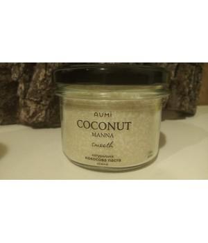 Натуральная паста кокосовая нежная 190грам