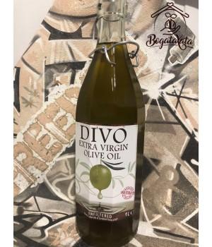 Масло оливковое не раф  «DIVO» Италия  (1л)