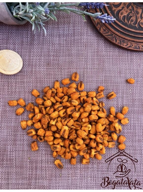 Жареная кукуруза (чили)