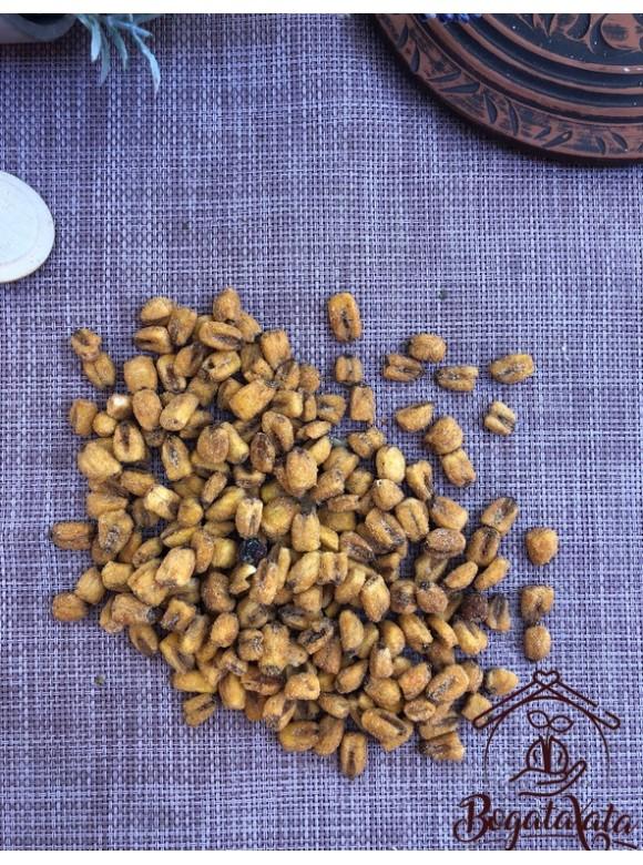 Жареная кукуруза (паприка)