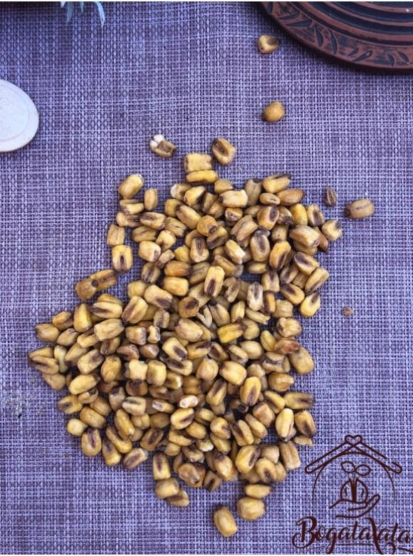 Жареная кукуруза (соль)