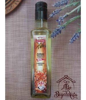 Масло оливковое с копченой солью 200мл