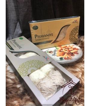 Pismaniye (Пишмание) десерт пять вкусов 210 гр